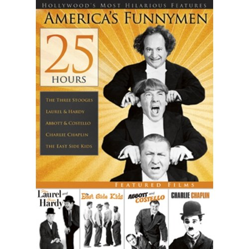 America's Funnymen Collection by ECHO BRIDGE ENTERTAINMENT