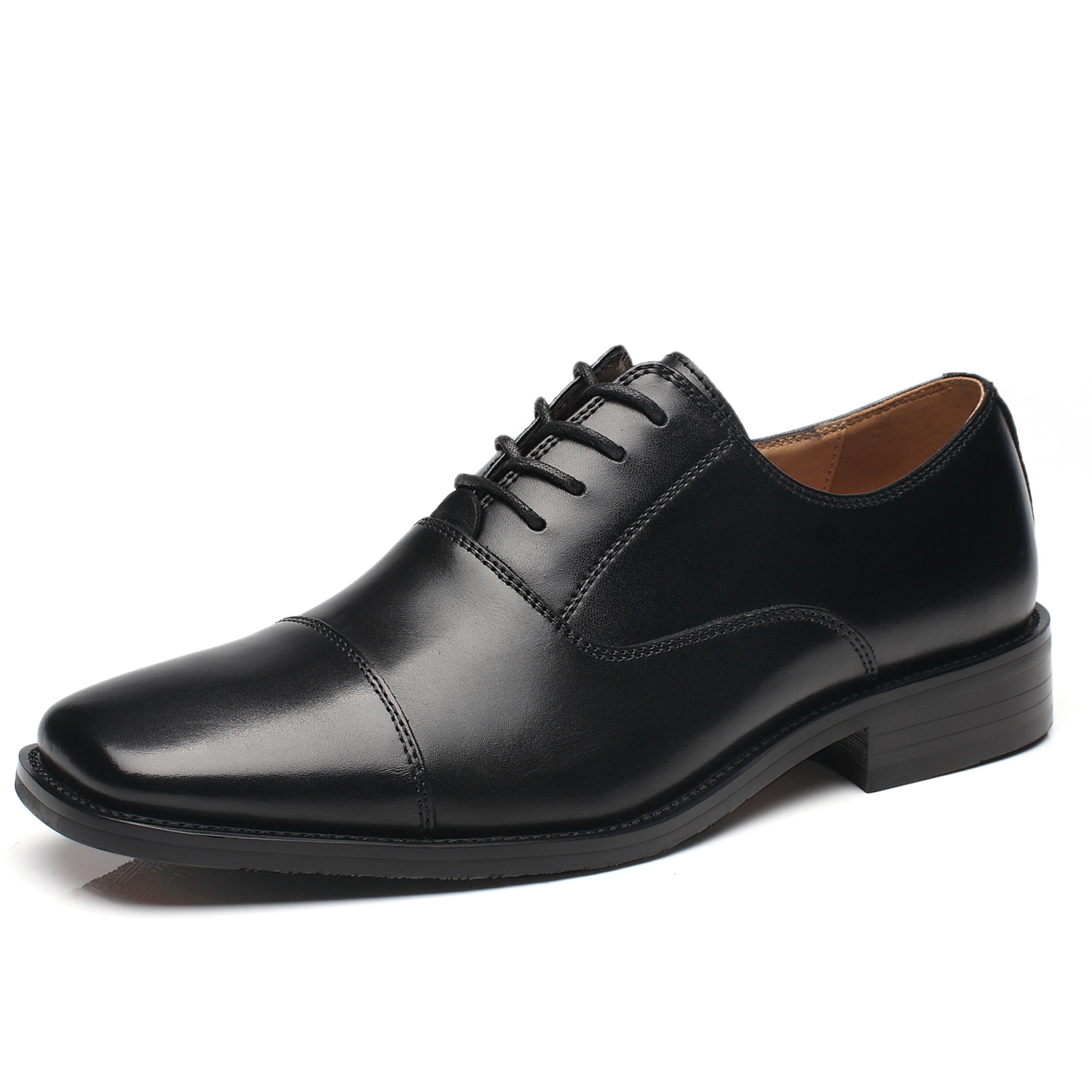 NXT New YORK Men Dress Shoes Geniune Leather Oxford Shoes for Men Zapatos de Hombre Loafer Comfortable Classic Modern... by