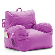 Big Joe Dorm Bean Bag Chair, Purple