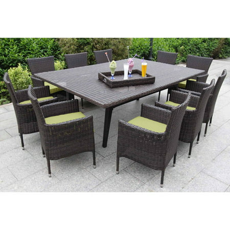 Bellini Wicker Dining Set
