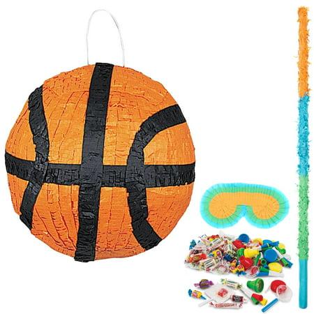Basketball Pinata Kit