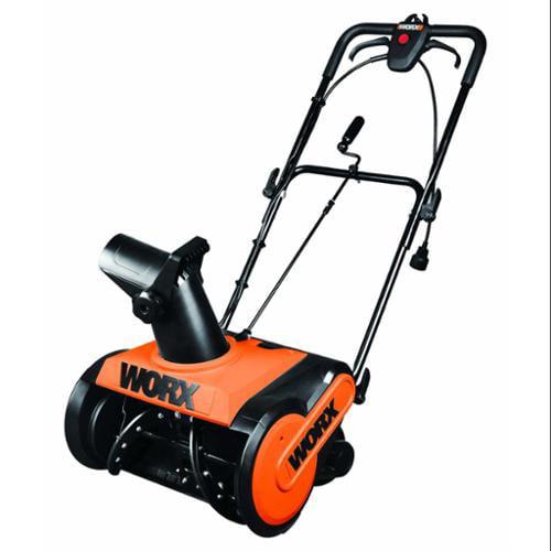 WORX WG650 13 Amp 18-Inch Electric Snow Blower/Thrower