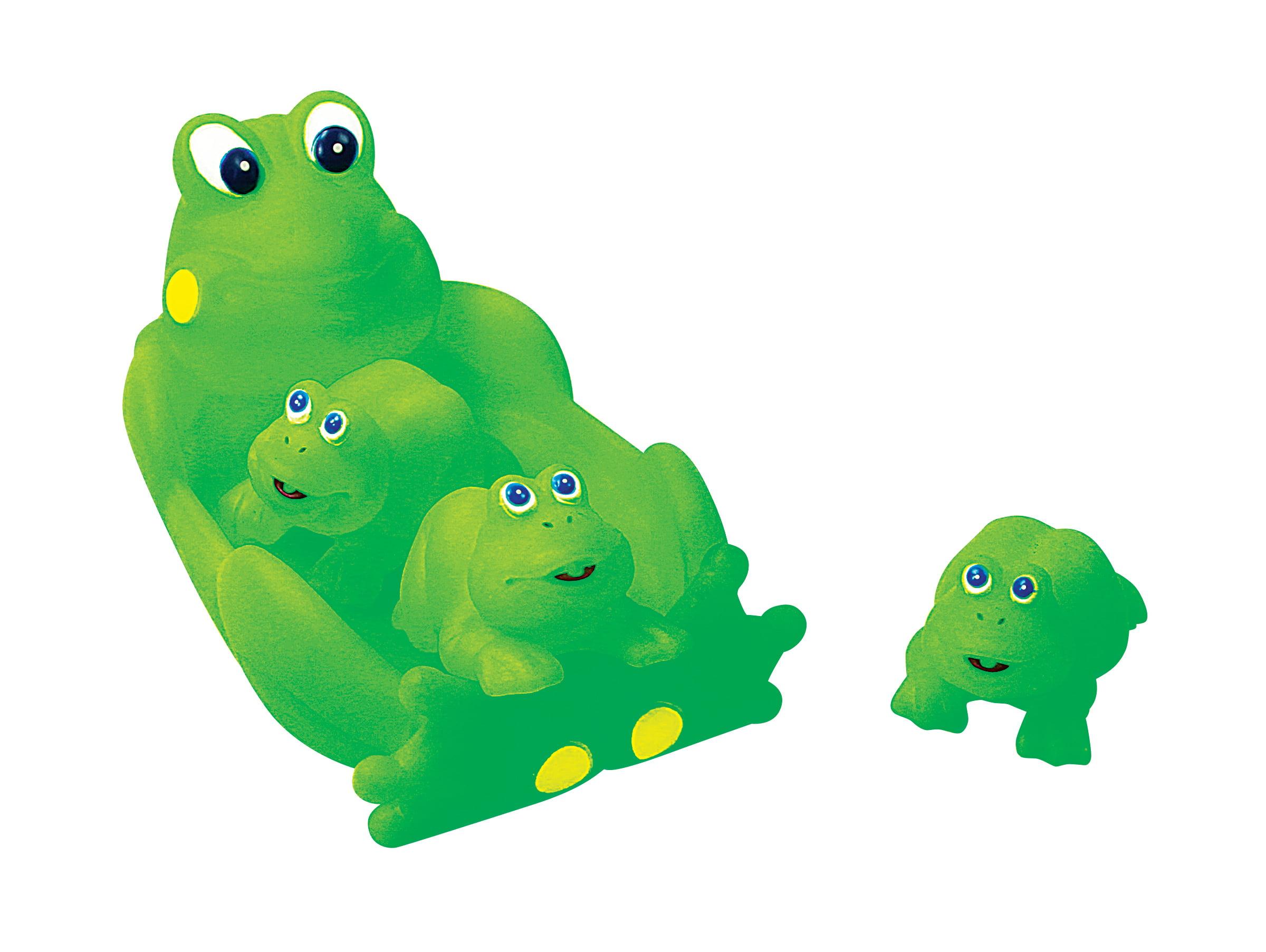 Tubby Scrubby Frog Family Bath Toys by Tubby Scrubby