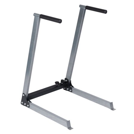 Dip Stand Station Body Press Bar Workout Fitness Strength Training Home