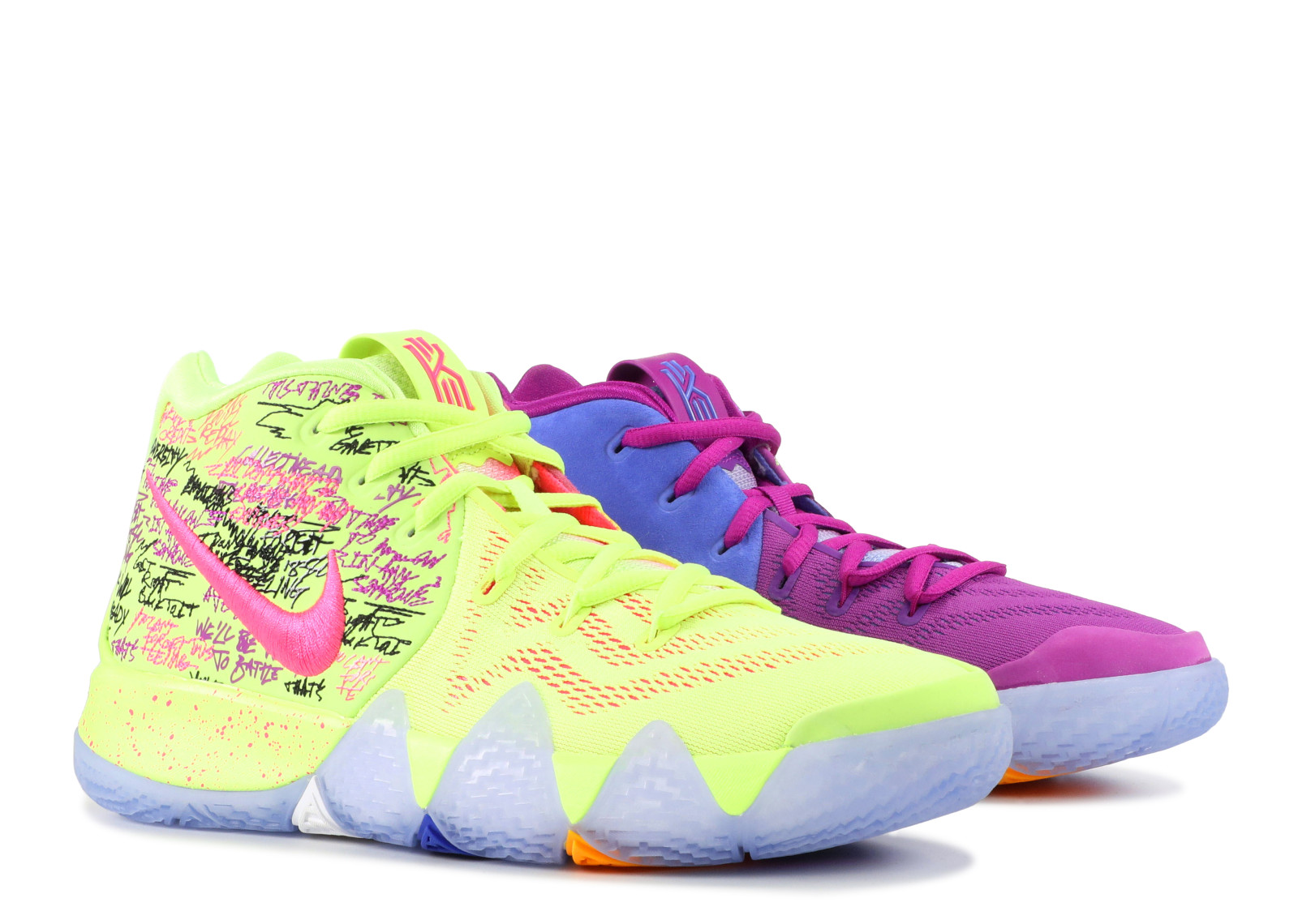 Nike - Unisex - Kyrie 4 (Gs