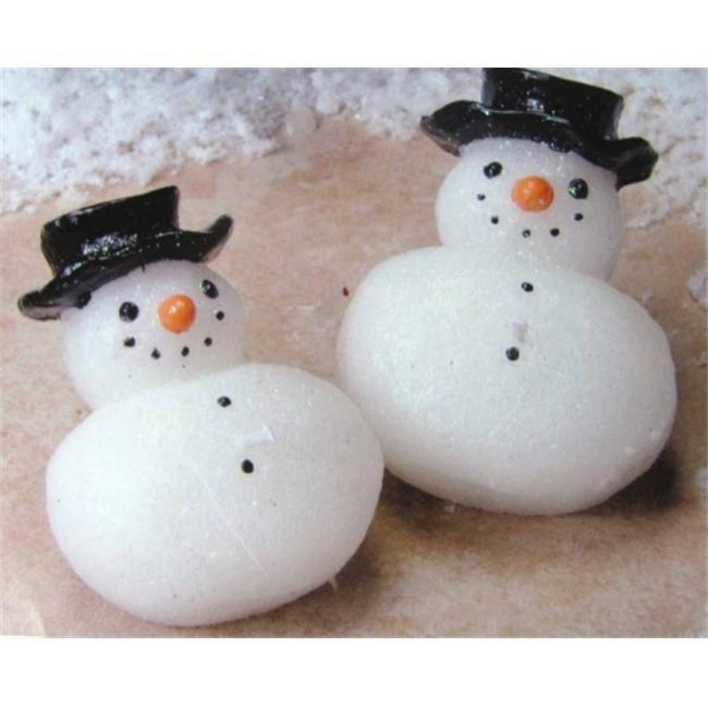 Biedermann & Sons C3206 Snowman Floats 3 Set of 2