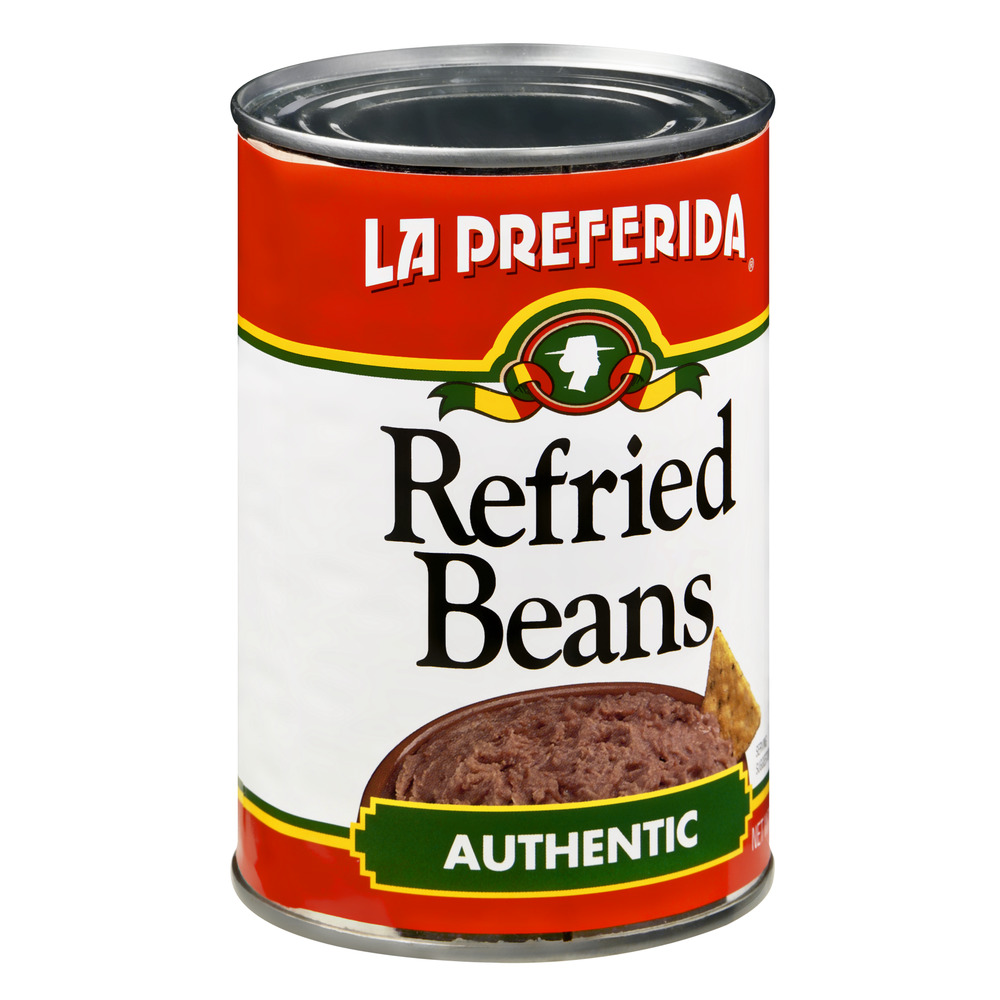 La Preferida Organic Authentic Refried Beans, 15.0 OZ