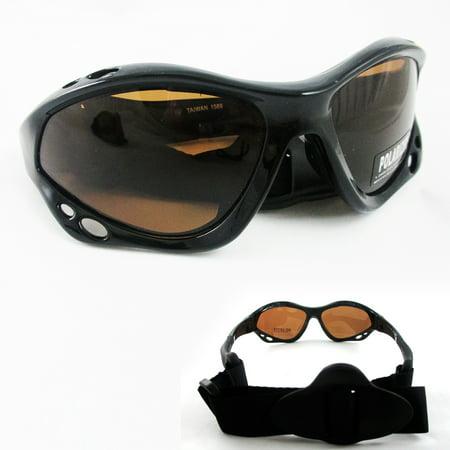 Polarized Sunglasses Goggles Fishing Boating Water Sport Kitesurfing - Headband Sunglasses