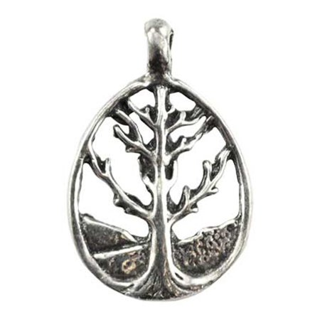 Expand Your Connection To All Things Living Yggdrasil World Tree Amulet Necklace  The World Tree Amulet Aids You In Feeling  Twined Together By    By Azuregreen