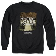 Warehouse 13 Mystery Loves Mens Crewneck Sweatshirt