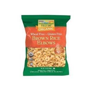 100% Organic Brown Rice Pasta; Penne