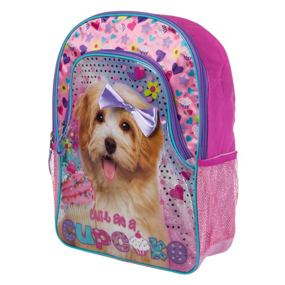 Underrated - 16 Girls Backpack Glitter Cute Baby Animal School ... eed8dc4213e88