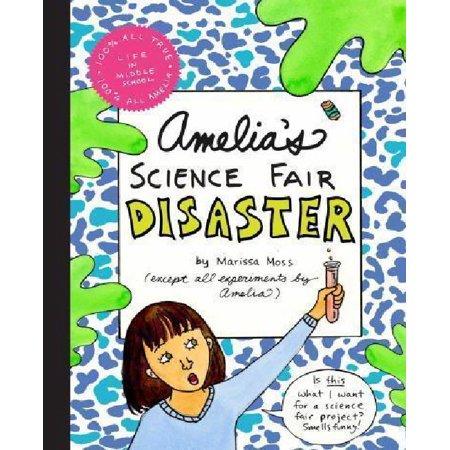 Amelia's Science Fair Disaster - image 1 de 1