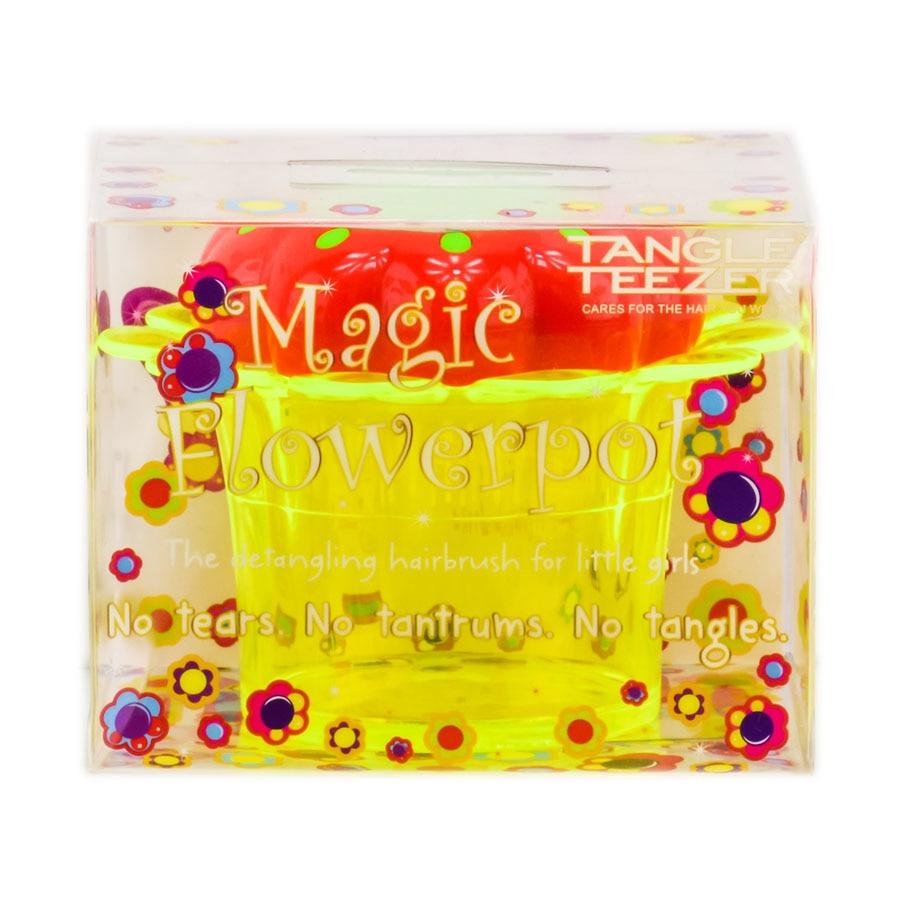 Tangle Teezer Magic Flowerpot - Color : Yellow