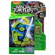 Leo Set Mega Bloks DPW13 Stealth Teenage Mutant Ninja Turtles
