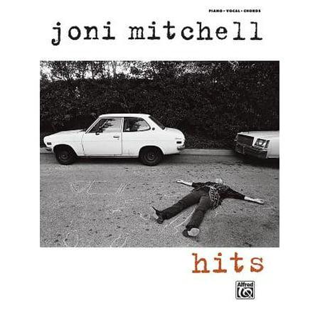 Joni Mitchell -- Hits : Piano/Vocal/Chords (Joni Mitchell Live At The Second Fret 1966)