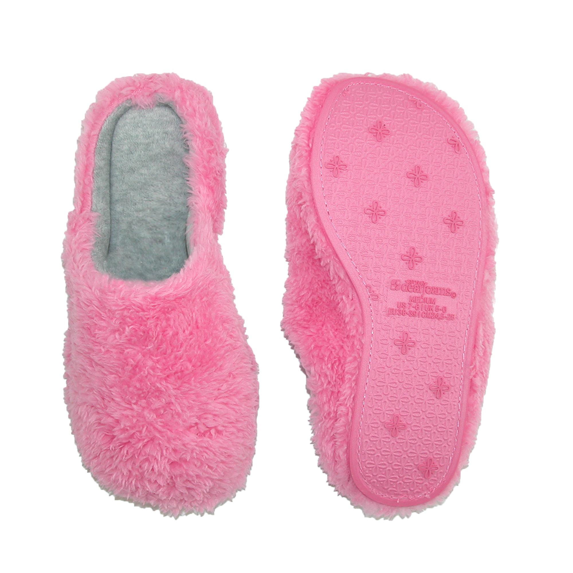 Dearfoams Bedroom Slippers ~ cryp.us