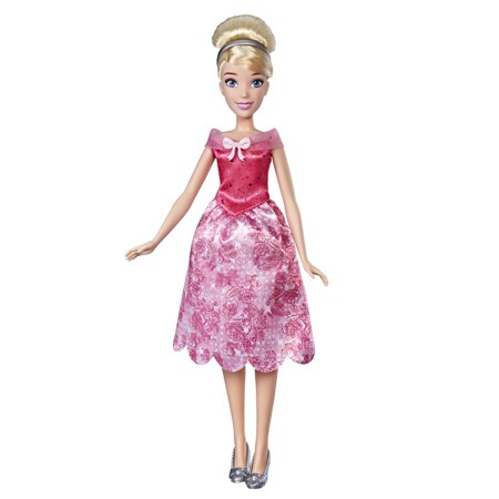 Summer Camp Arts And Crafts (Disney Princess Summer Day Styles, Cinderella Doll with 2)