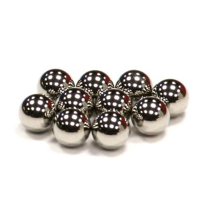 Integy RC Toy Model Hop-ups EXM4000-CS5 Super Precision Carbide 4mm Diff Balls (Carbide Diff Balls)