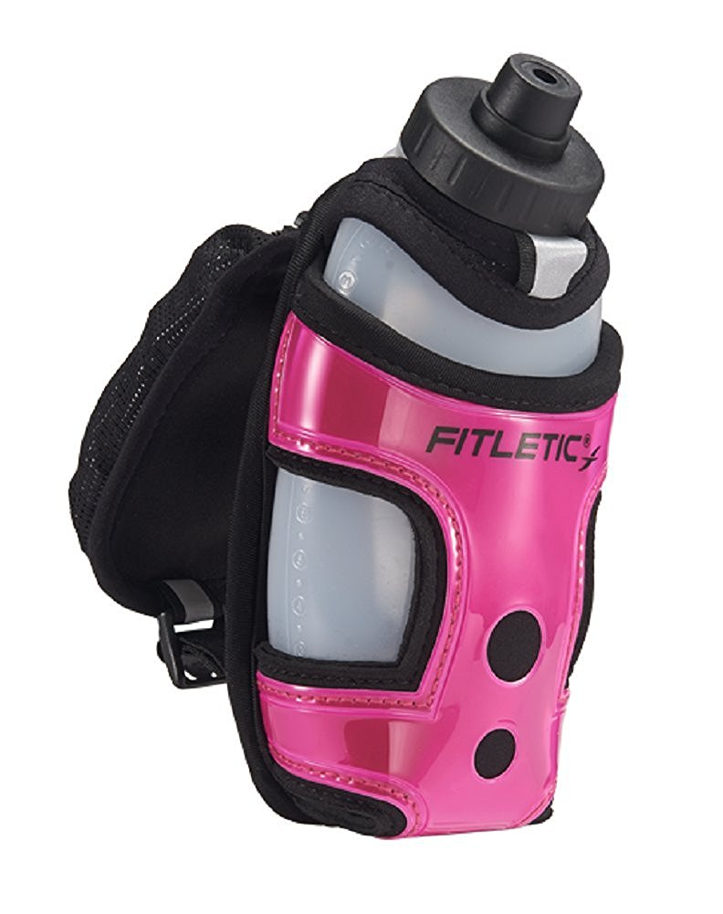 Fitletic Handheld Water Bottle /& Phone Holder
