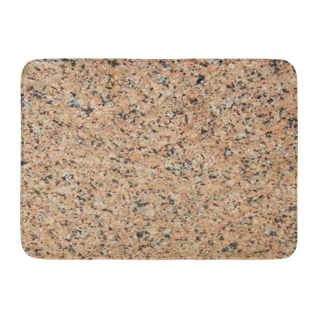 Godpok Red Back Black Abstract Granite Stone Gray