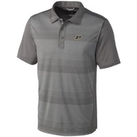 Purdue Boilermakers Cutter & Buck Crescent Polo - Gray