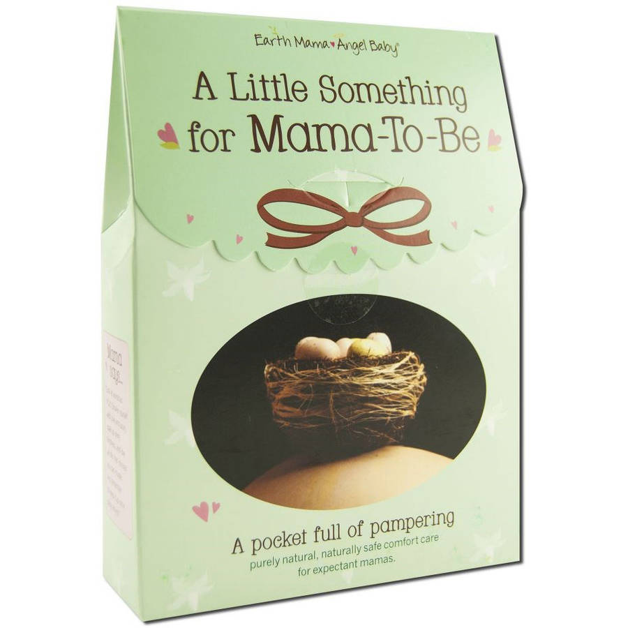 Earth Mama Angel Baby Kits A Little Something for Mama-To-Be, 1 ct