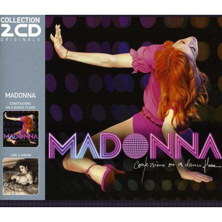 Confessions on a Dance Floor/Like a Virgin (CD)