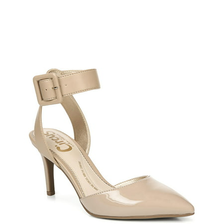 Women's Circus by Sam Edelman Tabitha Ankle-Strap Stiletto