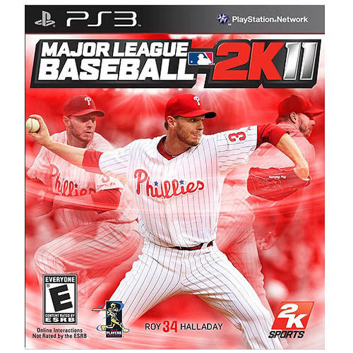 Major League Baseball 2K11 (PS3) - Pre-Owned
