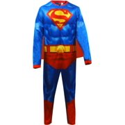 Superman Men's Union Suit
