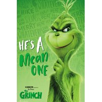 The Grinch Solo Poster (24x36) PSA034334