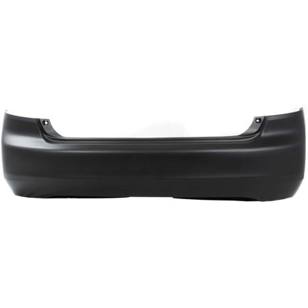 NEW REAR BUMPER COVER PRIMED FITS 2003-2005 HONDA ACCORD SEDAN 04715SDAA90ZZ
