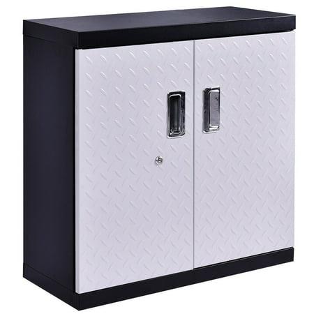 Garage Steel Wall Mount Cabinet Metal Storage Box