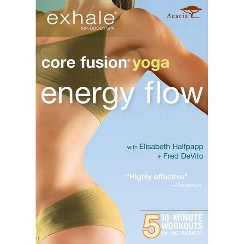Exhale: Core Fusion - Yoga Energy Flow (Widescreen)