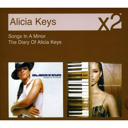 Songs In A Minor/The Diary Of Alicia Keys [2 Discs][Slim Pack] - Alice Key