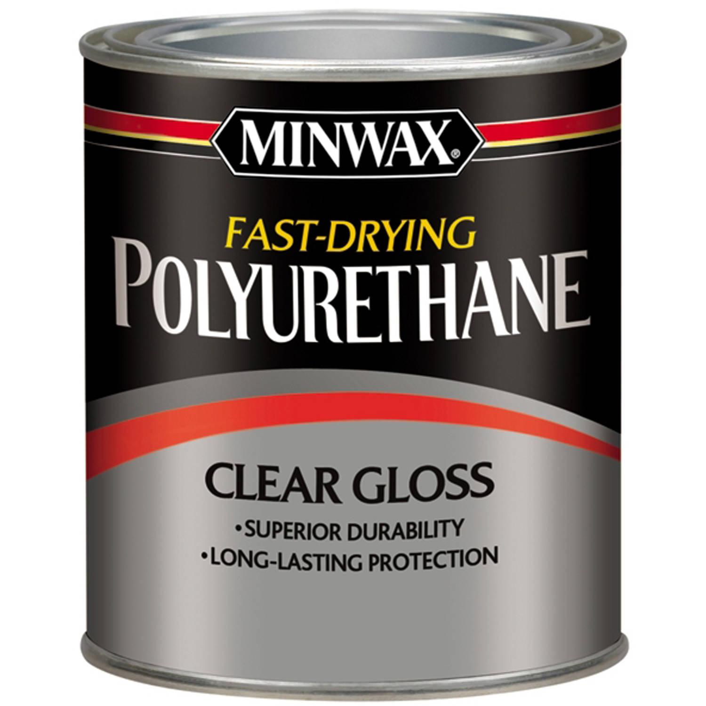 Minwax Polyurethane Clear Gloss 1-Qt