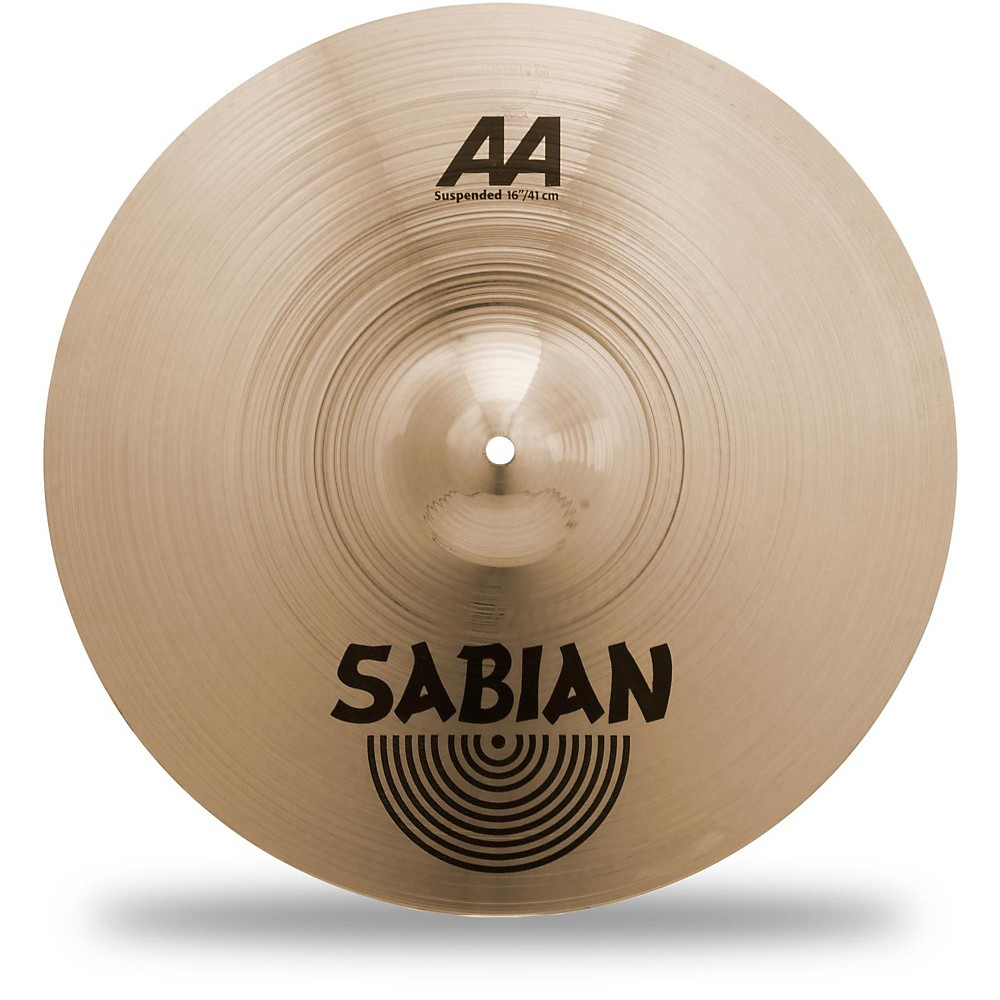 Sabian 16 Inch Suspended Aa Cymbal