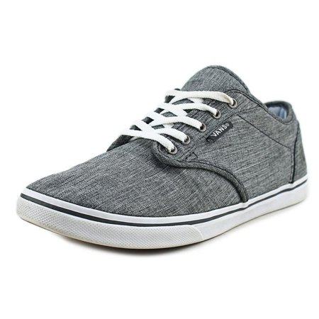 32478e260f1 VANS - Vans Atwood Low Women Round Toe Canvas Gray Skate Shoe - Walmart.com