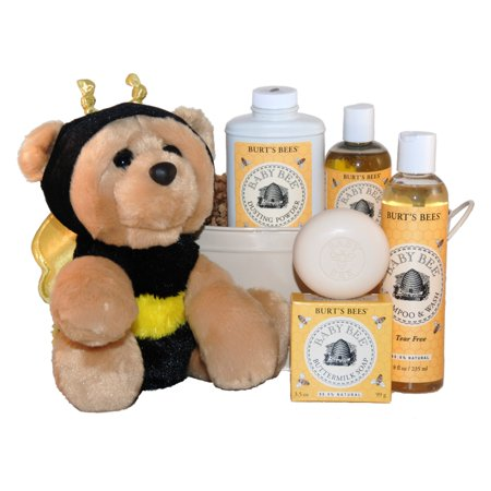 Baby Bee Spa Gift Basket