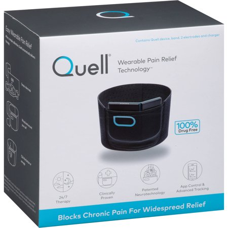 Quell Wearable Pain Relief Technology Kit, 5 pc