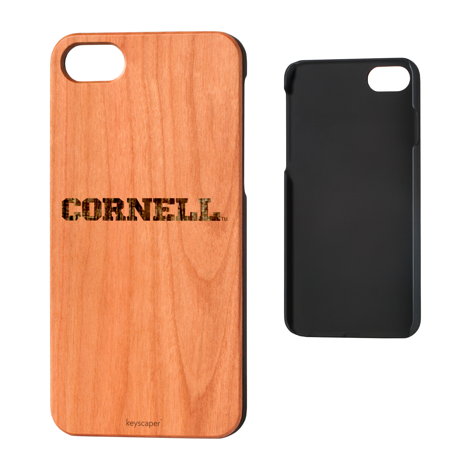 Cornell University Cherry Wood iPhone 7 / iPhone 8 Case NCAA