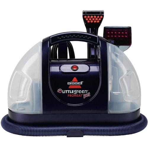 Bissell Little Green Proheat Pet Deep Cleaner, Purple Zing, 50Y6W