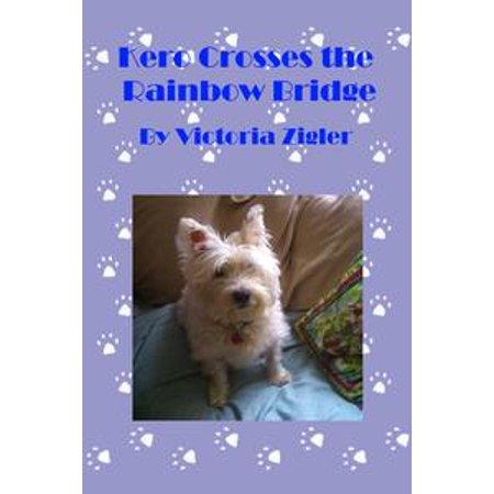 Kero Crosses The Rainbow Bridge - eBook