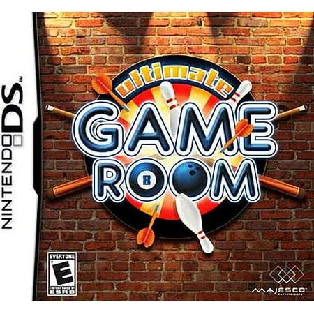 Ultimate Game Room - Nintendo DS (Best Ds Racing Games)