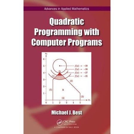 Quadratic Programming with Computer Programs