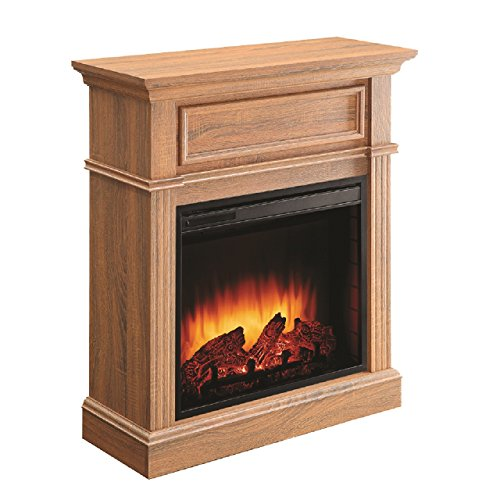 Comfort Glow The Briarton Electric Fireplace - Indoor - 1...