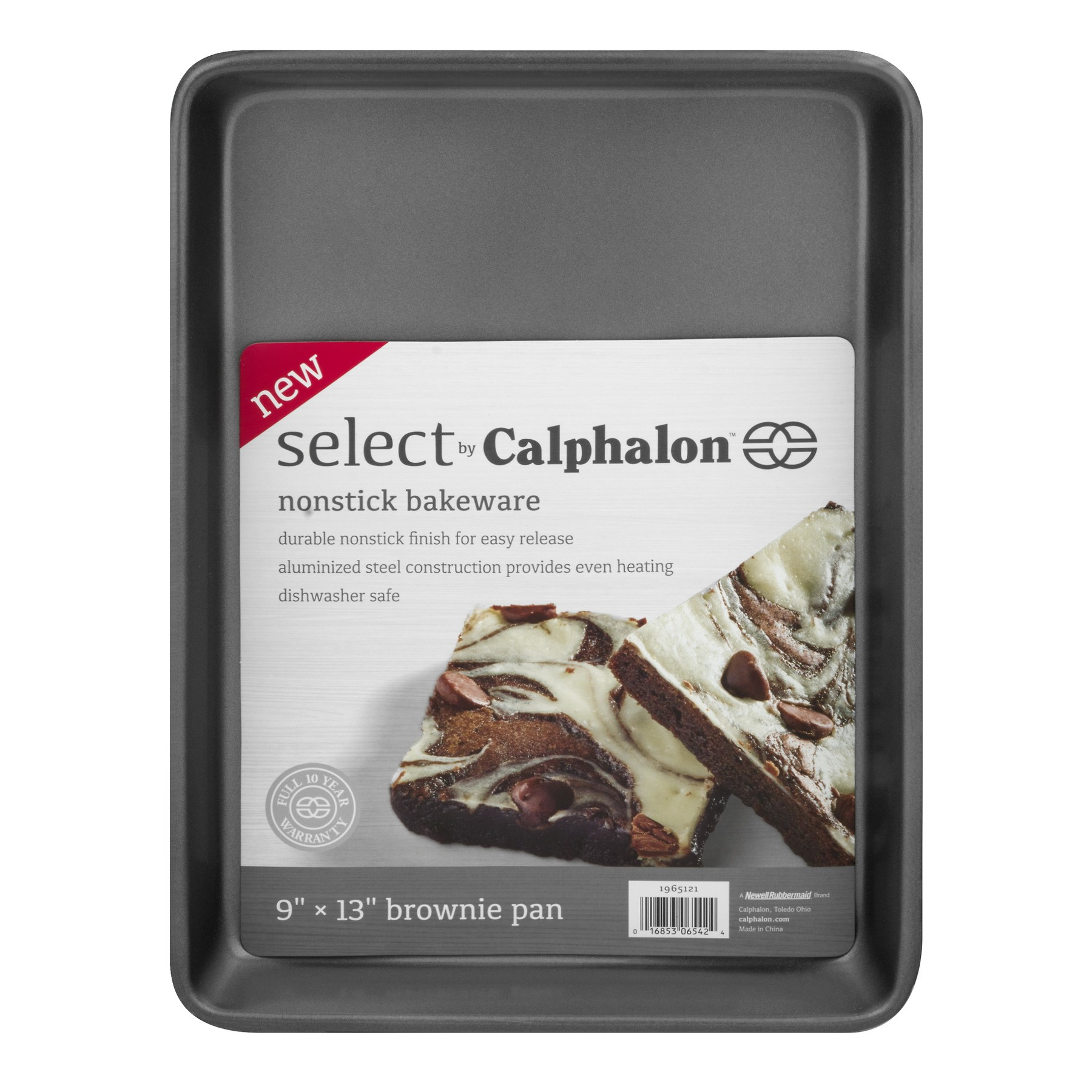"Select by Calphalon Nonstick Bakeware 9"" x 13"" Brownie Pan, 1.0 CT"