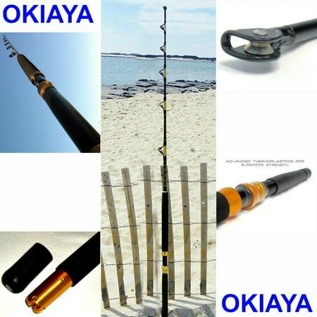 Action Saltwater Rod (OKIAYA COMPOSIT 160-200LB