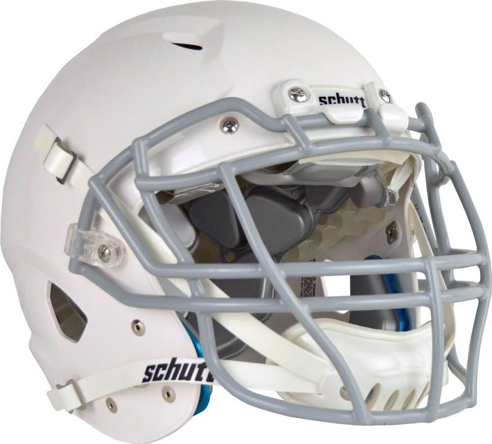 Schutt Vengeance VTD II Football Helmet without Faceguard White Xlarge